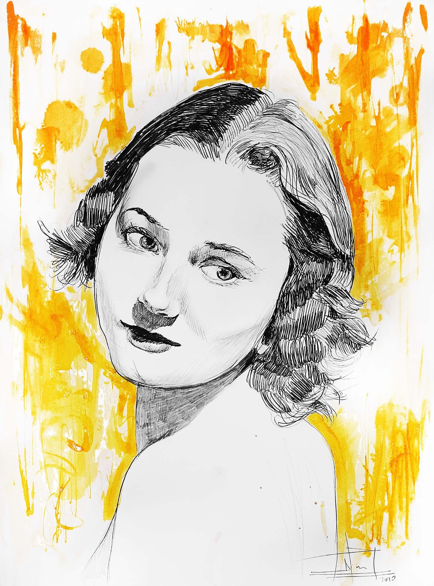 Ms de Havilland