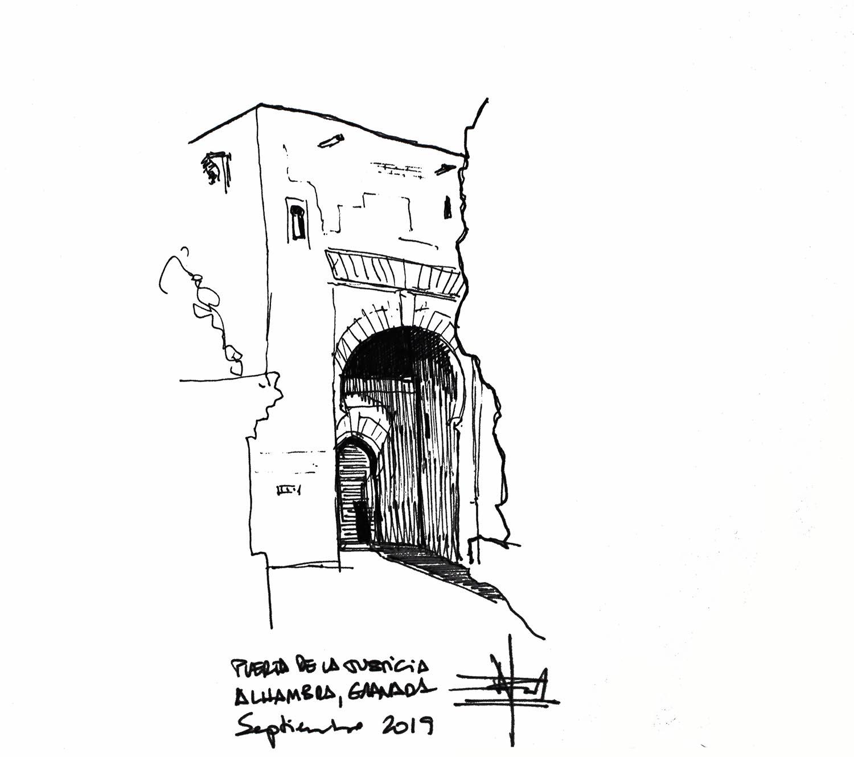 Apuntes de viaje. Andalucía
