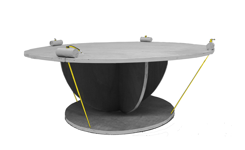 Una mesa para jugar