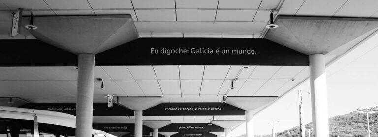 Habitar el espacio público a través de la poesía: proyecto de rehumanización de la estación de autobuses de Ourense